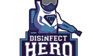 Disinfect Hero